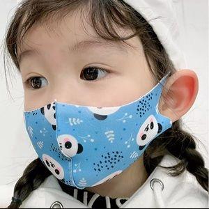 Super cute panda mask
